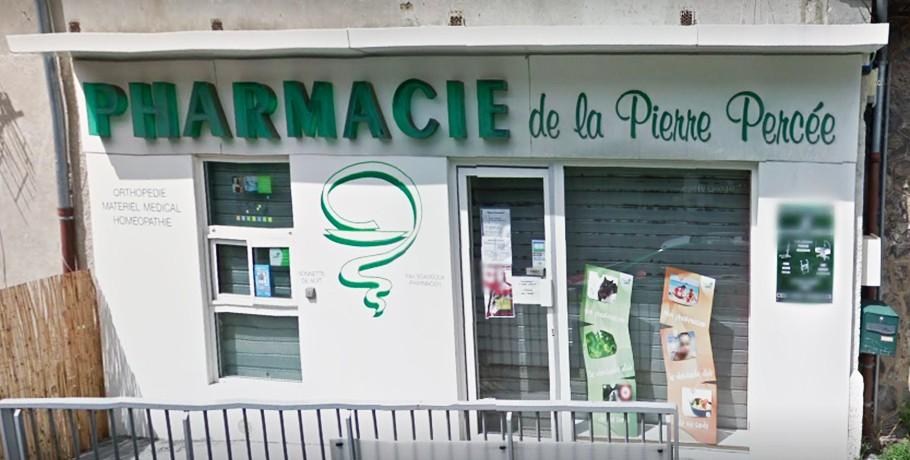 Découvrir la pharmacie